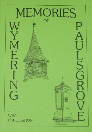 Memories of Wymering and Paulsgrove (Portsmouth)